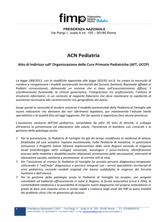 ACN PEDIATRIA