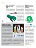 Nuovi Guanti in Nitrile Reflexx 68 e cambio sede We Italia: la rete