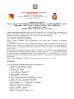 verbale n.1 gara fesr 2013 - IC Edmondo De Amicis