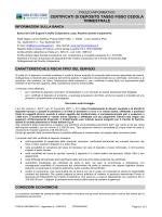 certificati di deposito tasso fisso cedola trimestrale
