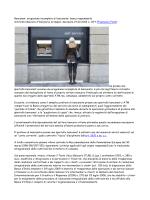 banca responsabile Arbitrato Bancario Finanziario
