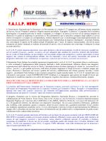 Osservatorio Paritetico Sicurezza 27 Maggio 2014