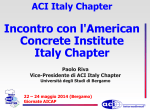ACI Italy Chapter