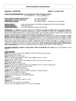 Prova Nazionale Canoagiovani - Federazione Italiana Canoa Kayak