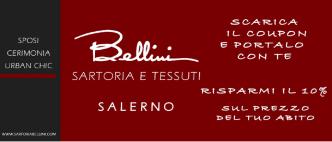 coupon 2015 - Sartoria Bellini