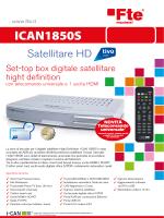 Volantino ICAN1850S