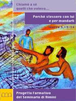 Marco 3,13-14 - Seminario Vescovile di Rimini