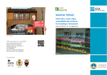 2014 Bozza Brochure Summer School2.pub