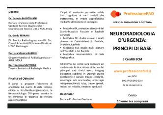 Coll. Ferrara – brochure_neuroradiologia