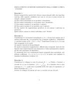 Testi delle prove scritte di MMCF