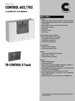 tdma control 602/702