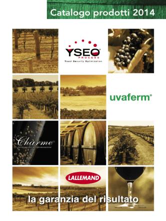 Brochure Uvaferm 2014