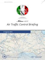 Air Traffic Control Briefing 21 Agosto 2014