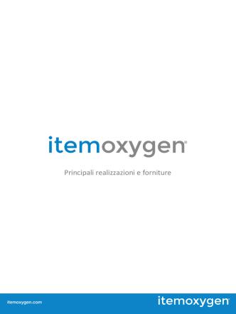 COMPANY PROFILE - Item Oxygen Srl