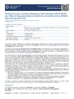 Schema D.Lgs. recante attuazione della direttiva 2012