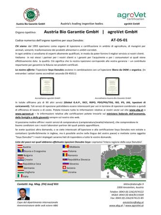 Austria Bio Garantie GmbH | agroVet GmbH