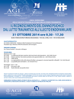 Formazione AGI-ITF-Fondazione - Associazione Giuriste Italiane