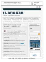 IL BROKER - Assimoco
