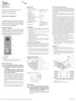 Videocitofono esterno ferreo 3200-815x.TB.V.UP 3200