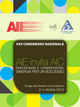 AIE invita AIC