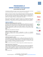 Programma Showcooking