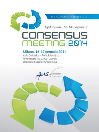 Consensus Meeting 2014 - Ospedale Maggiore Policlinico
