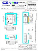 Non Residenziale, cabina 8 pers. (LxP)1100x1400mm, Porte (L)
