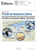 TOUR IN FRANCIACORTA