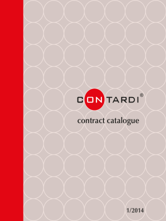 contract catalogue - Contardi