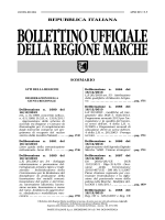 BUR - Regione Marche-Home page Regione Marche