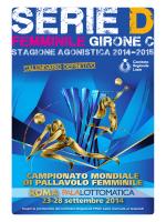 femminile girone c - ASD Roma Centro Volley
