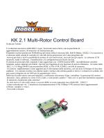 KK 2.1 Multi-Rotor Control Board