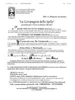 """""""La Compagnia delle Spille"""" - Istitutocomprensivocalcinaia.it"""