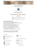 Programma Symposium 2012 - CIRP