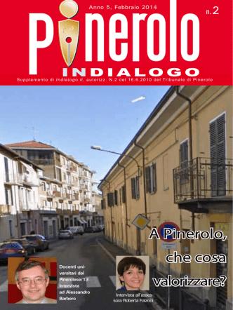 A Pinerolo, che cosa valorizzare?