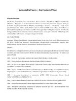 Annabella Fusco – Curriculum Vitae