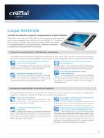 Crucial® MX100 SSD