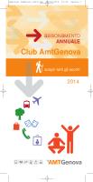 convenzioni e vantaggi 2014