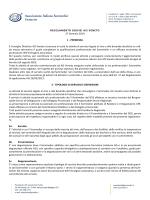 REGOLAMENTO SERVIZI 2014_ AIS Veneto