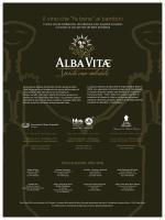 Clicca qui per scaricare il Promo Alba Vitae
