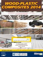 WOOD-PLASTIC COMPOSITES 2014 - Amiplastics