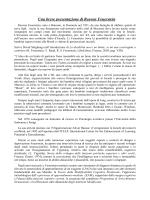 scheda di presentazione reuven feuerstein