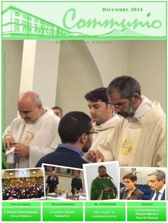 Communio - Pontificio Seminario Campano Interregionale