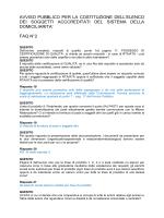 FAQ 2 - Comune di Milano