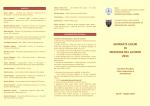 GIORNATE LIGURI DI MEDICINA DEL LAVORO 2014