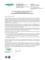 modulo richiesta certificazioni aziendali eo personali