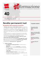 n°40 del 10 settembre 2014