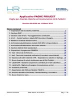 Applicativo PAGHE PROJECT - HR Infinity