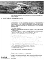 Consulente Revisore (m/f)