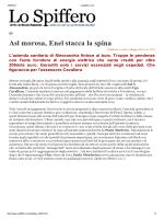 ALESSANDRIA Asl morosa, Enel stacca la spina (Lo Spiffero)